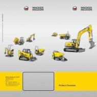 Product Overview - Wacker Neuson