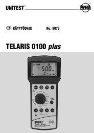 TELARIS 0100 plus - Elektrolinna