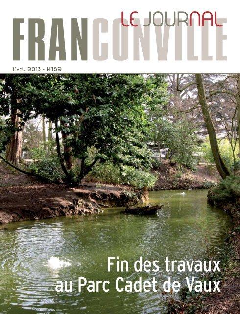 Avril 2013 - Franconville