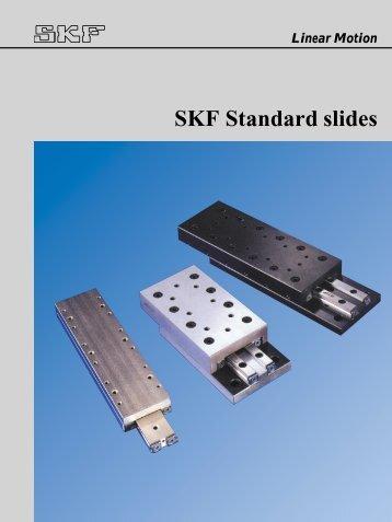 SKF Standard slides