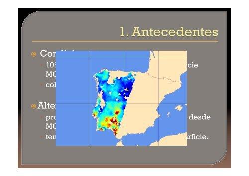 Nilda Sánchez. Relación entre la humedad superficial de suelo y ...