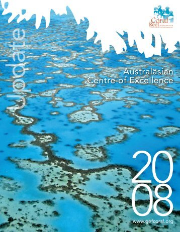 Australasian Centre of Excellence - Coral Reef Targeted Research