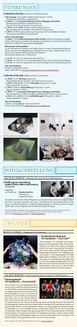 donumenta 2010 – Ungarn Programm - Page 5