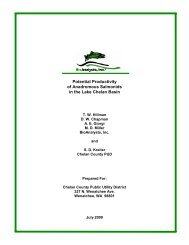 INTRODUCTION - Chelan County Public Utility District