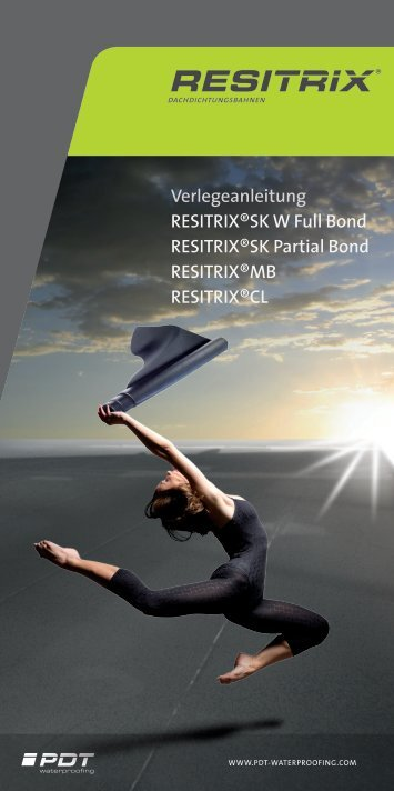 RESITRIX® CL / MB / SK / SK W (A4 | PDF - PDT Waterproofing