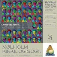 enkeltside udgave - Mølholm Kirke