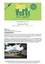 Jazz au Vert