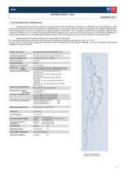1 mop sistema norte - sur febrero 2013 1. antecedentes generales