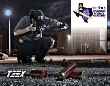 Forensic Science Academy - Texas Engineering Extension Service ...
