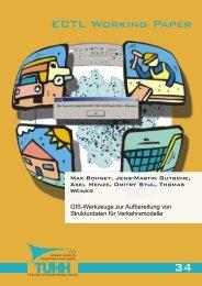 Working Paper - Institut für Verkehrsplanung und Logistik der TU ...