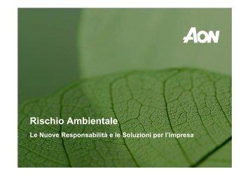 RC Inquinamento - Provincia di Treviso