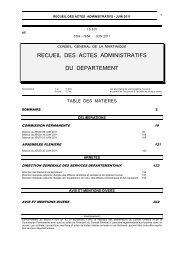 Visualiser le numéro 06 de Juin 2011 au format PDF - Le Conseil ...