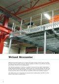 Brochure Mezzanine - Weland Ltd. - Page 2
