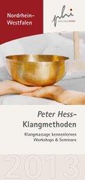 NRW - Peter Hess Institut