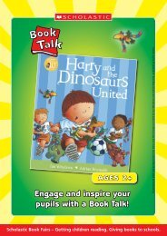 Harry and the Dinosaurs United - Scholastic
