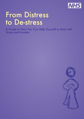 From Distress to De-stress - NHS Manchester