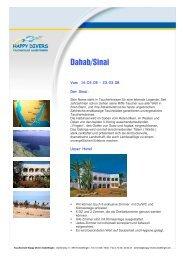 Dahab/Sinai - Happy Divers Asselfingen