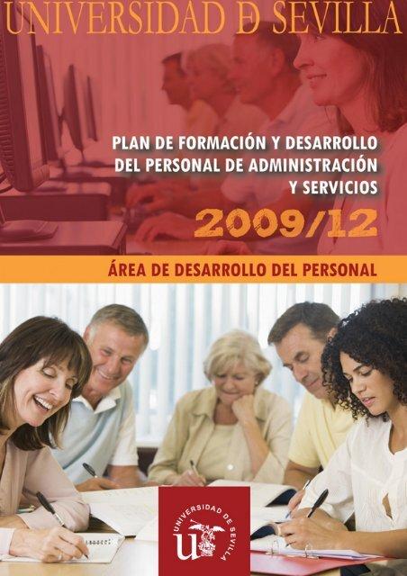 III Plan de Formación y Desarrollo del Personal - Universidad de ...