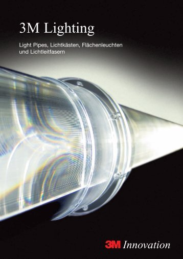 pdf Download Broschüre 3M Lighting - StarLight
