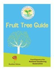 Fruit Tree Guide - Grants