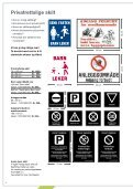 Veiviseren Oppgradering og sikring av uteområdet - Euroskilt AS - Page 4