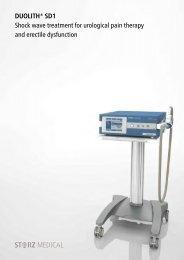 STORZ MEDICAL DUOLITH SD1 urologie - MediCom