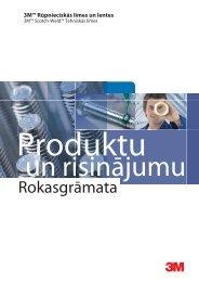 3M - Tehniskās līmes un virsmas sagatavošanas līdzekļi. Produktu