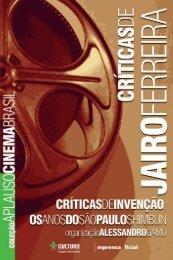 Críticas de Jairo Ferreira - Universia Brasil