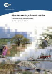 [PDF] Advies Commissie mer - Gemeente Rotterdam