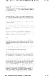 Instrução Normativa IBAMA Nº 13 - Udop