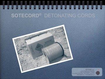 SOTECORD® Tech Specs - SOTEMU sa