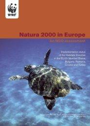 Natura 2000 in Europe