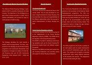The National Rental Housing Strategy Community ... - SALGA