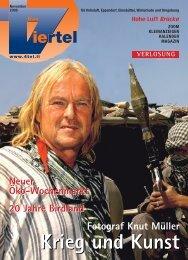 Krieg und Kunst Krieg und Kunst - Redaktionsbüro Mark Bloemeke