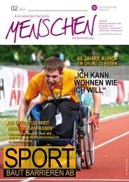RDB Magazin Ausgabe 2-2013 - Die Rummelsberger