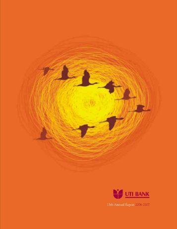 UTI Annual Report 1 to 37 FINAL