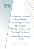 Guide to Conceive and Evaluate e-Learning Courses for ... - Cecoa - Page 2
