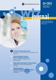Ausgabe 01-2013 - Westdeutsches Tumorzentrum Essen