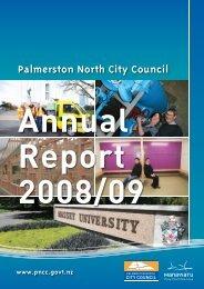 Full Version - PDF (3.9Mb) - Palmerston North City Council