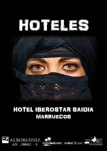 Instalaciones y servicios - Hotel Iberostar Saidia 5 - 4x4Facil
