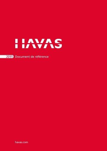 2011 Document de référence - Paper Audit & Conseil