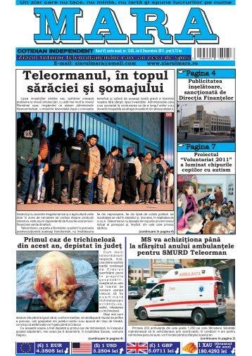 Descarca nr. 1345 - Ziarul Mara