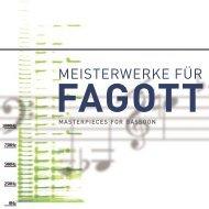 FAGOTT - nca - new classical adventure
