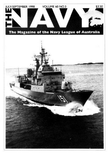 The Navy Vol_60_Part2 1998 - Navy League of Australia