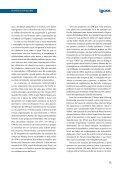 Relatório de Atividades - Ibase - Page 6