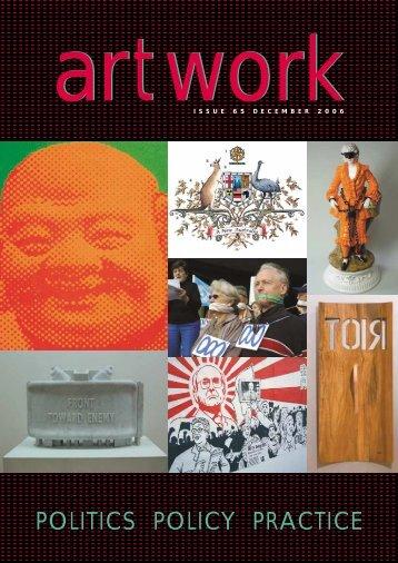 Artwork 65, 2006