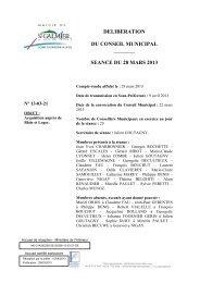 Acquisition auprès de Bâtir et Loger - Site officiel - Mairie de Saint ...