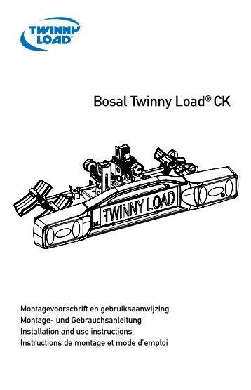 Bosal Twinny Load® CK