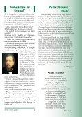 Evangéliumi folyóirat - Vetés és aratás - Page 5