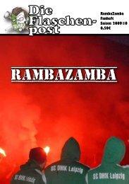 Ausgabe #2 - RambaZamba\\RaZa - Blogsport